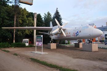 RA-46447 - Bashkirian Airlines Antonov An-24
