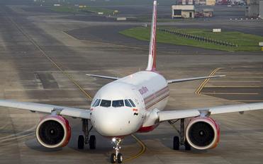 VT-CIE - Air India Airbus A320 NEO