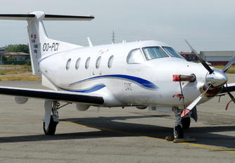 OO-PCI - Private Pilatus PC-12