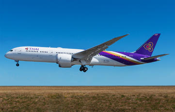 HS-TWA - Thai Airways Boeing 787-9 Dreamliner