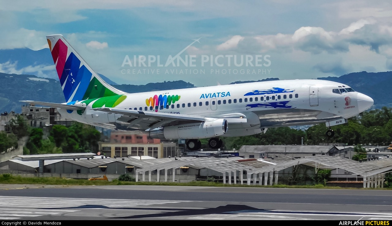 AVIATSA HR-AVR aircraft at Guatemala - La Aurora