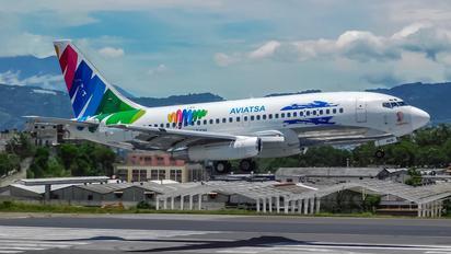 HR-AVR - AVIATSA Boeing 737-200