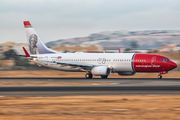 EI-FHY - Norwegian Air International Boeing 737-800 aircraft