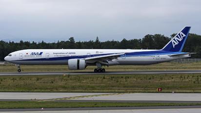 JA734A - ANA - All Nippon Airways Boeing 777-300ER