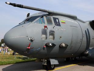 07 - Lithuania - Air Force Alenia Aermacchi C-27J Spartan