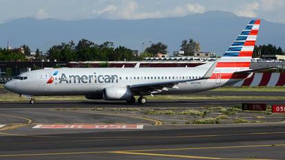 N897NN - American Airlines Boeing 737-800