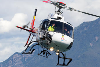 I-DIUM - Elimast Eurocopter AS350 Ecureuil / Squirrel