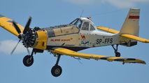 SP-FFS - Aerogryf PZL M-18B Dromader aircraft