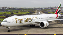 A6-ECP - Emirates Airlines Boeing 777-300ER aircraft
