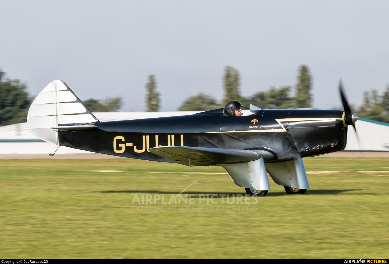 Private G-JUJU aircraft at Northampton / Sywell