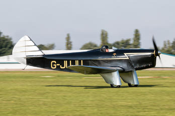 G-JUJU - Private Chilton Aircraft DW1