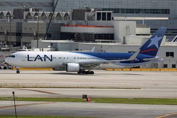 LV-CKU - LAN Airlines Boeing 767-200