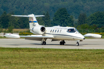 40087 - USA - Air Force Learjet C-21A