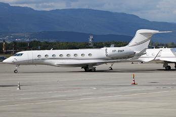 VP-BMP - Private Gulfstream Aerospace G650, G650ER