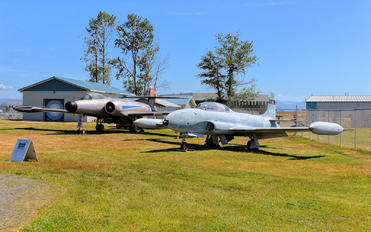- - Canada - Air Force - Airport Overview - Museum, Memorial