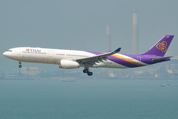HS-TBA - Thai Airways Airbus A330-300
