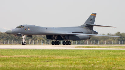 85-0089 - USA - Air Force Rockwell B-1B Lancer