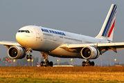 F-GZCF - Air France Airbus A330-200 aircraft