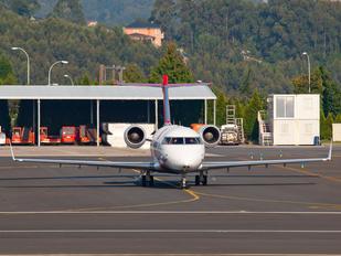 HB-JRB - REGA Swiss Air Ambulance  Canadair CL-600 Challenger 604