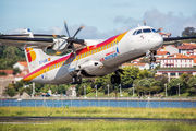 EC-LRR - Air Nostrum - Iberia Regional ATR 72 (all models) aircraft