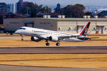 JA23MJ - Mitsubishi Aircraft Corporation Mitsubishi MRJ90