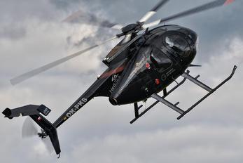 OK-PKS - Heli Czech Hughes 369E