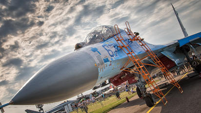 67 - Ukraine - Air Force Sukhoi Su-27