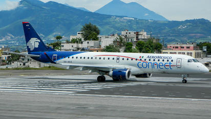 XA-ACC - Aeromexico Connect Embraer ERJ-190 (190-100)