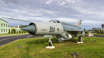 9111 - Poland - Air Force Mikoyan-Gurevich MiG-21MF aircraft