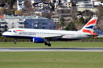 G-EUYE - British Airways Airbus A320