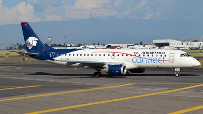 XA-GAX - Aeromexico Connect Embraer ERJ-190 (190-100)
