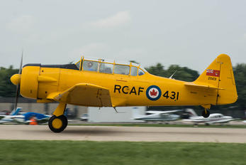 NX7431 - Private North American Harvard/Texan (AT-6, 16, SNJ series)
