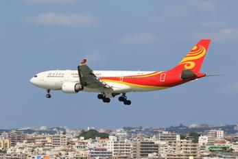 B-LNI - Hong Kong Airlines Airbus A330-200