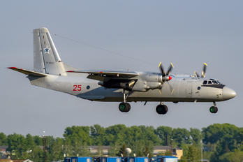 RF-36107 - Russia - Air Force Antonov An-26 (all models)