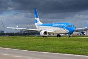 LV-GVA - Aerolineas Argentinas Boeing 737-800 aircraft