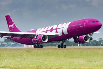 EC-MIO - WOW Air Airbus A330-300