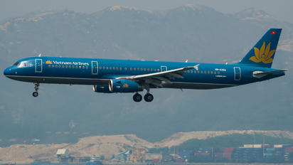 VN-A322 - Vietnam Airlines Airbus A321