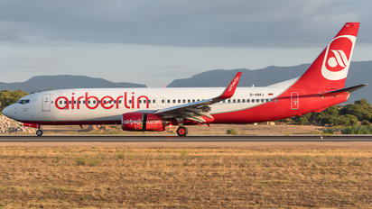 D-ABKJ - Air Berlin Boeing 737-800