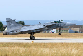 31 - Hungary - Air Force SAAB JAS 39C Gripen