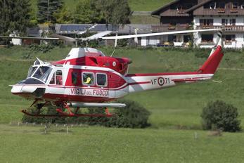 I-VFPA - Italy - Vigili del Fuoco Agusta / Agusta-Bell AB 412