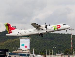 CS-DJA - TAP Express ATR 72 (all models)