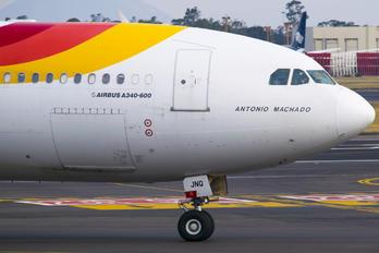 EC-JNQ - Iberia Airbus A340-600
