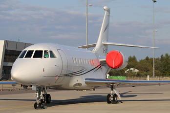 G-LATE - Private Dassault Falcon 2000 DX, EX
