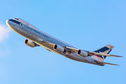 B-LJM - Cathay Pacific Cargo Boeing 747-8F aircraft