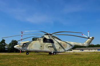 UMMI - Belarus - Air Force Mil Mi-26