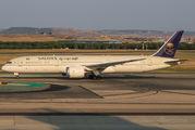 HZ-ARF - Saudi Arabian Airlines Boeing 787-9 Dreamliner aircraft
