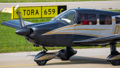 D-EFWW - Private Piper PA-28 Archer