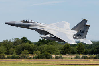86-0156 - USA - Air Force McDonnell Douglas F-15C Eagle