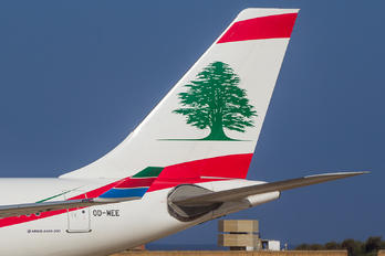 OD-MEE - MEA - Middle East Airlines Airbus A330-200