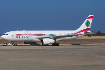 OD-MED - MEA - Middle East Airlines Airbus A330-200